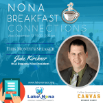 Breakfast Connections with Lake Nona Regional Chamber of Commerce