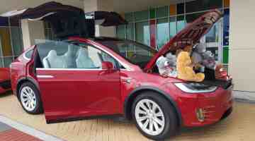 Nona Motors Ride of the Month: Tweet Coleman's Tesla Model X 90D