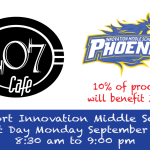 407 Cafe School Spirit Night for Innovation Middle School