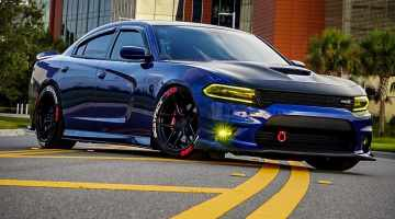 Nona Motors Ride of the Month: Alex Hazim's 2018 Dodge Charger