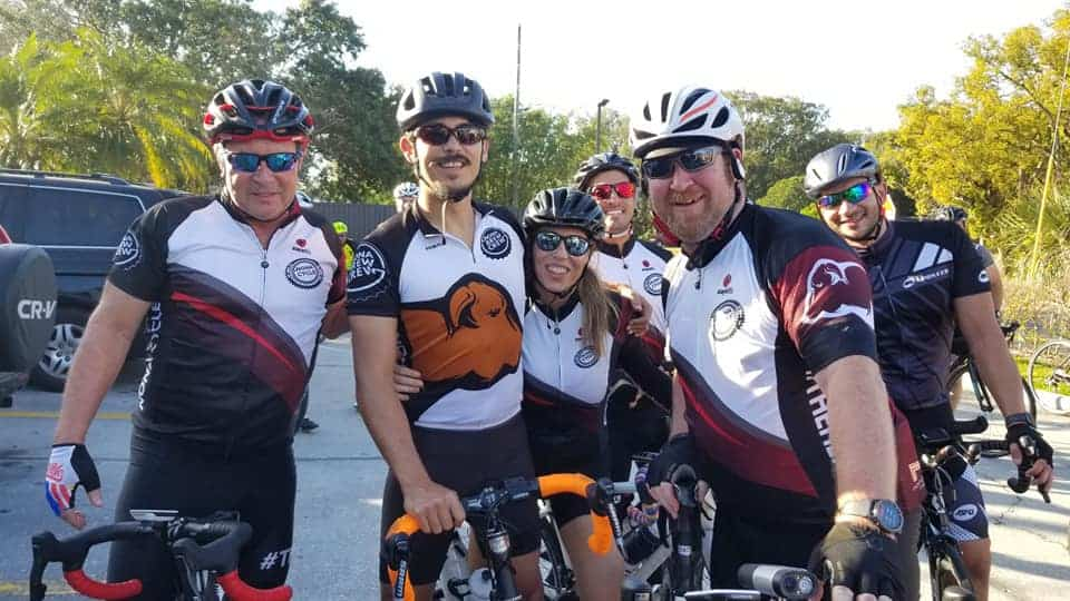 Nona Cycle: Safety, Camaraderie, Inclusion, and Charity