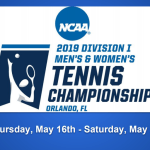 2019 NCAA Division I Men's and Women's Tennis Championships