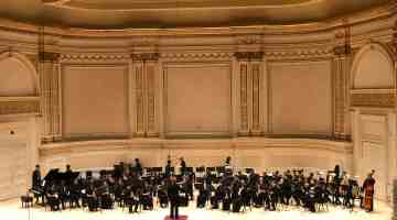 Lake Nona High School Goes to Carnegie Hall, New York City