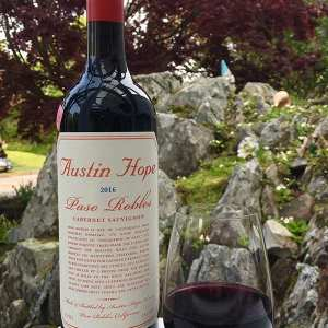 Maine resort red wine