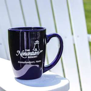 Kennebunkport resort mug