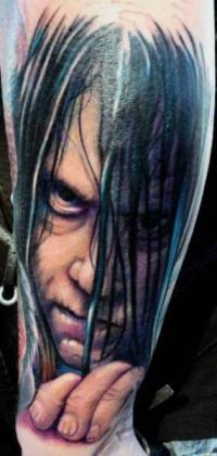 Samara tattoo