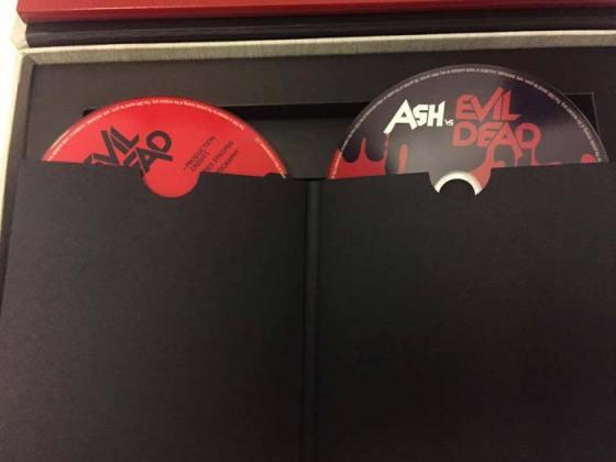 Ash vs Evil Dead presskit