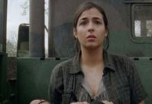Alanna Masterson - Tara in The Walking Dead