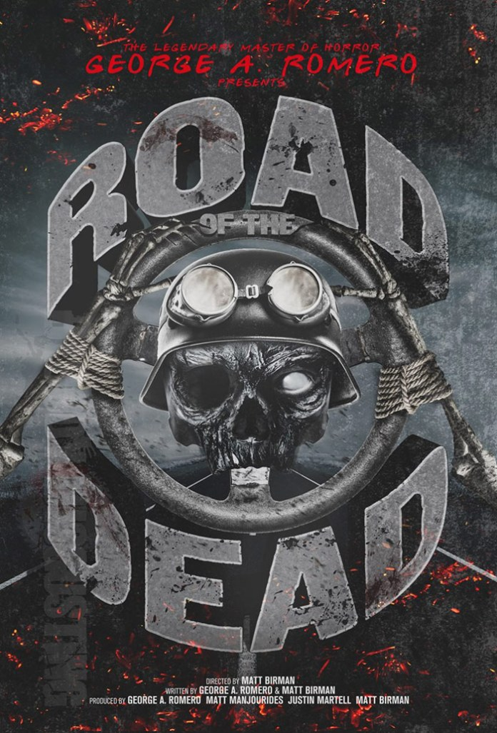 George A. Romero Presents- Road of the Dead - Poster
