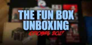 The Fun Box Unboxing ottobre 2017