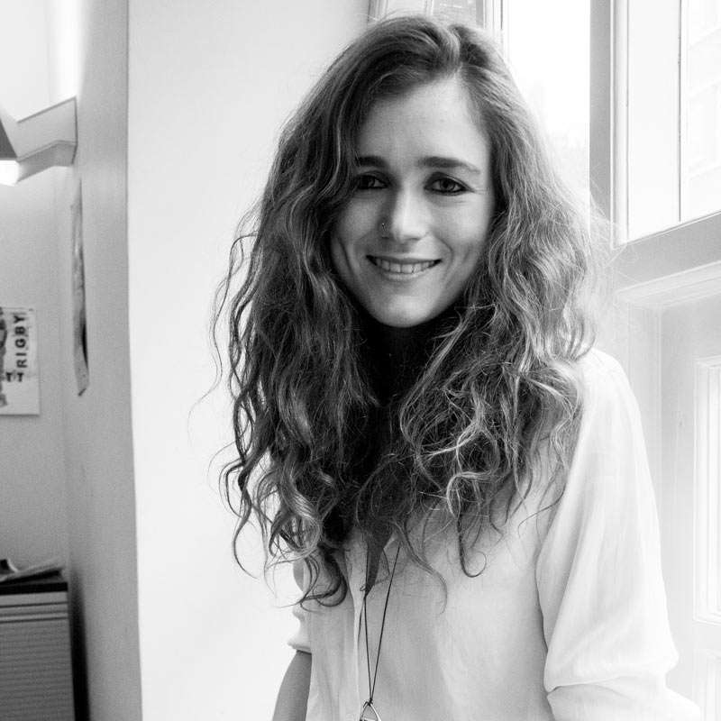 Hannah-Hauer-King Nonchalant London Interview