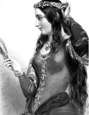 Santa Eleonora Regina Inghilterra