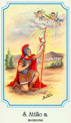 Sant Attilio martire
