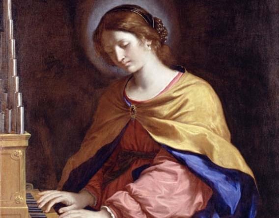 Santa Cecilia Vergine e martire