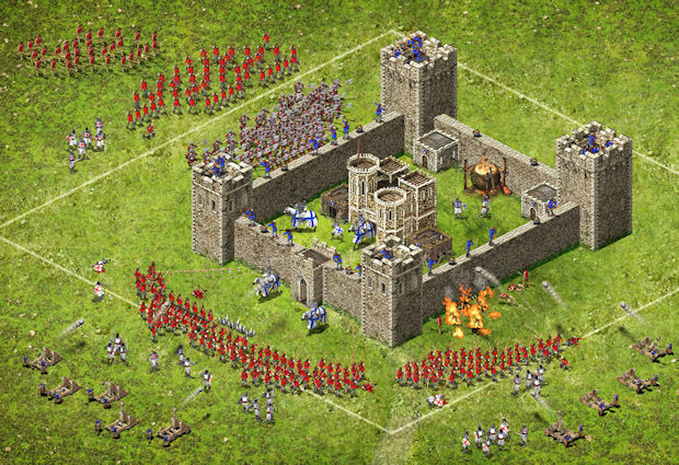 sample stronghold