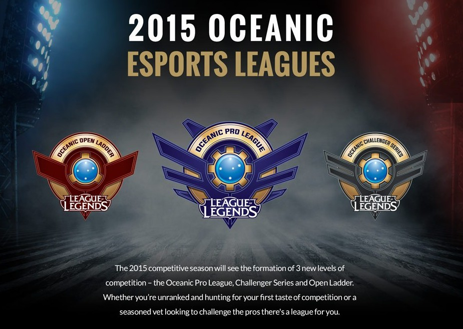 Riots Oceanic Pro League Hits The Ground Running