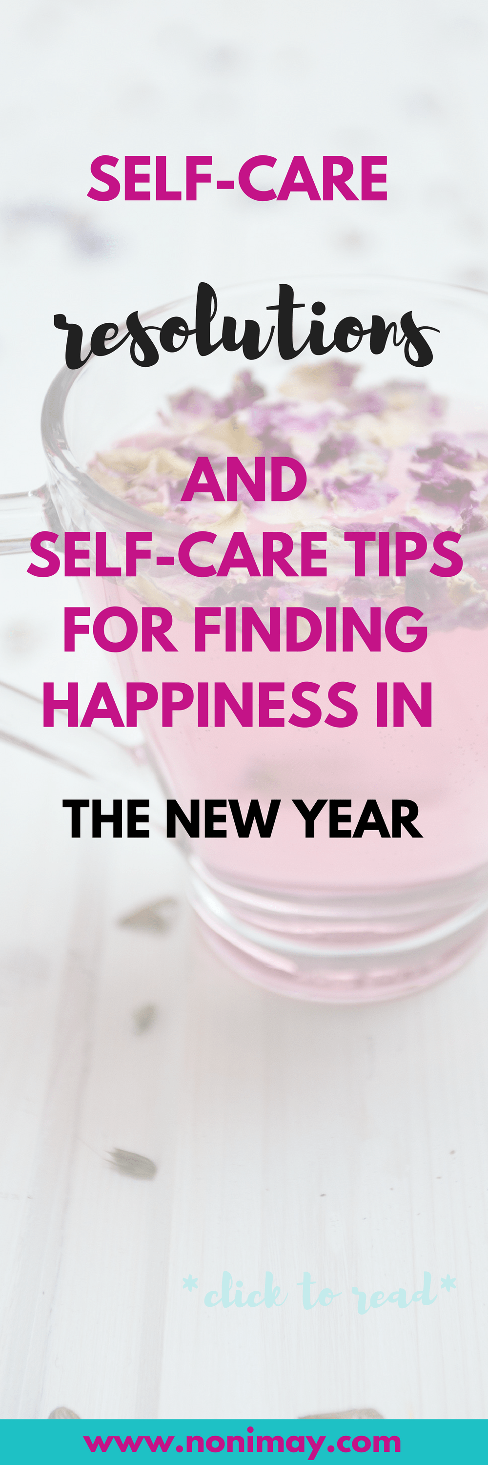Self-care resolutions for finding happiness in the new year