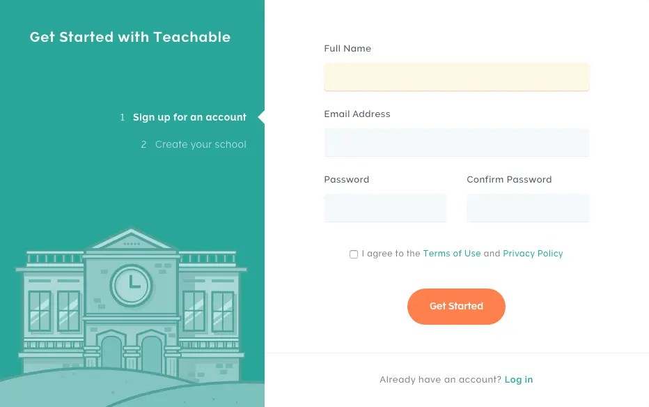 how to use teachable for free and create your own course with this easy article