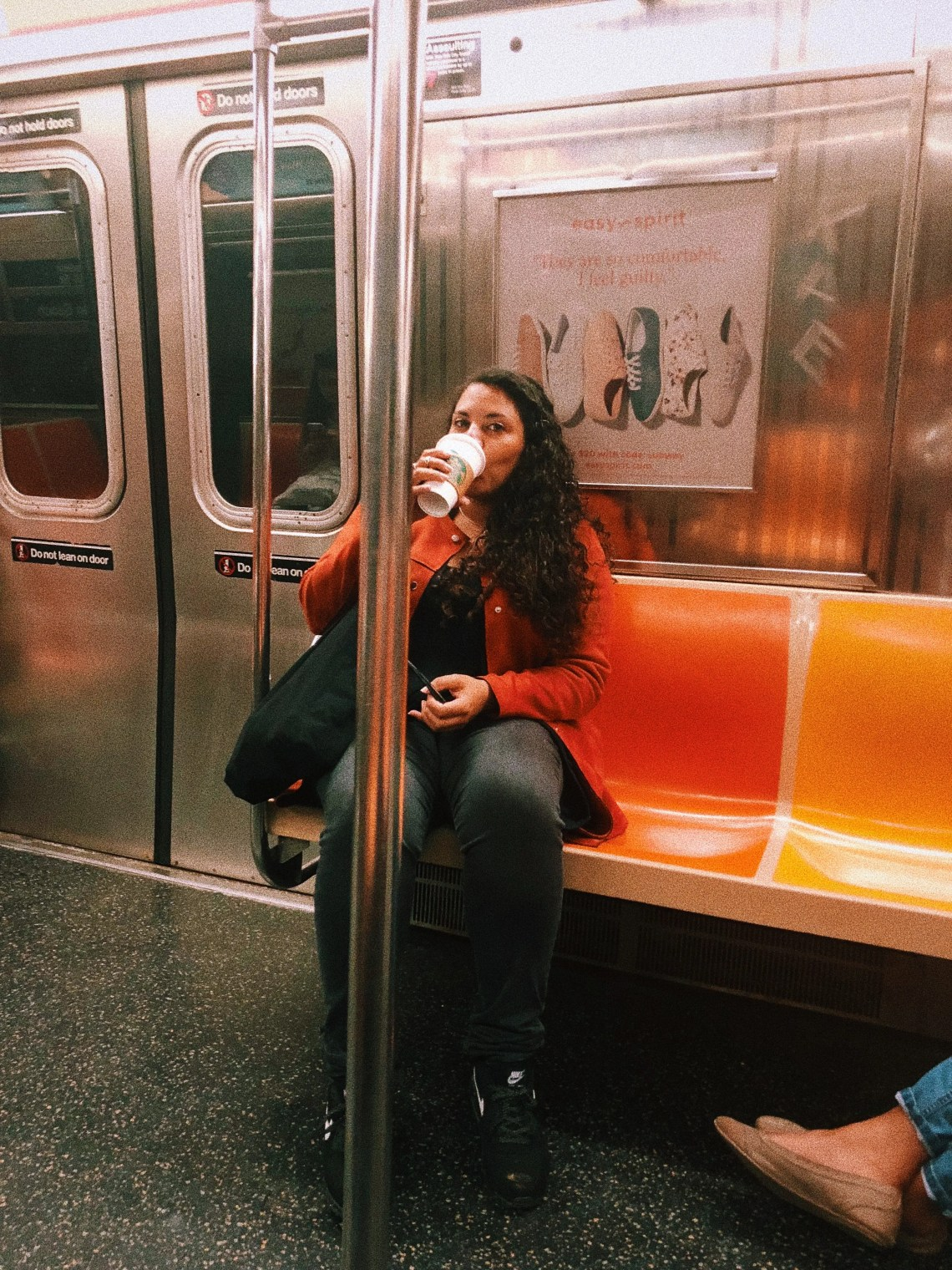 5 Instagrammable locations in NYC you can't miss in Instagram New York Subway photo Noni May