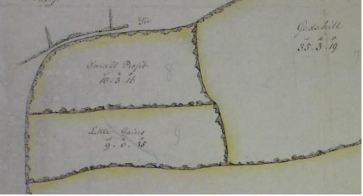 1807 Curlswood Park Small Profit & Little Gain