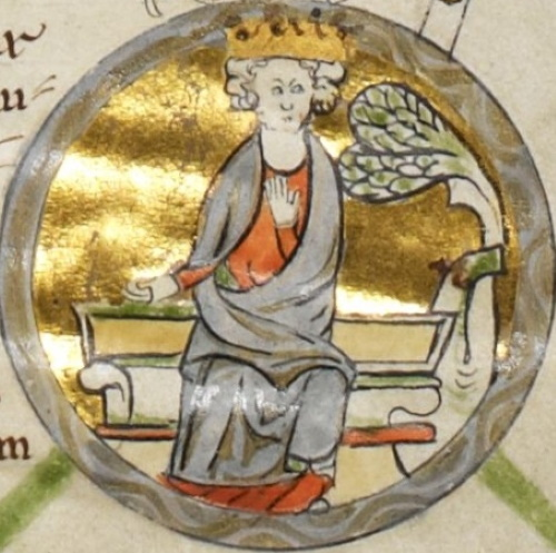 Edmund the Magnificent (Edmund I) King of England from 939 until his murder at Pucklechurch in Gloucestershire 946. Most of his short reign was spent fighting invaders and putting down rebellions.