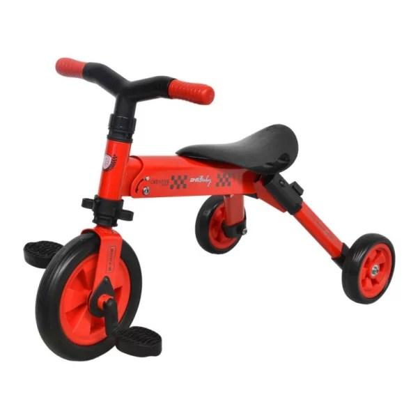 Tricicleta-DHS-B-Trike-verde-1