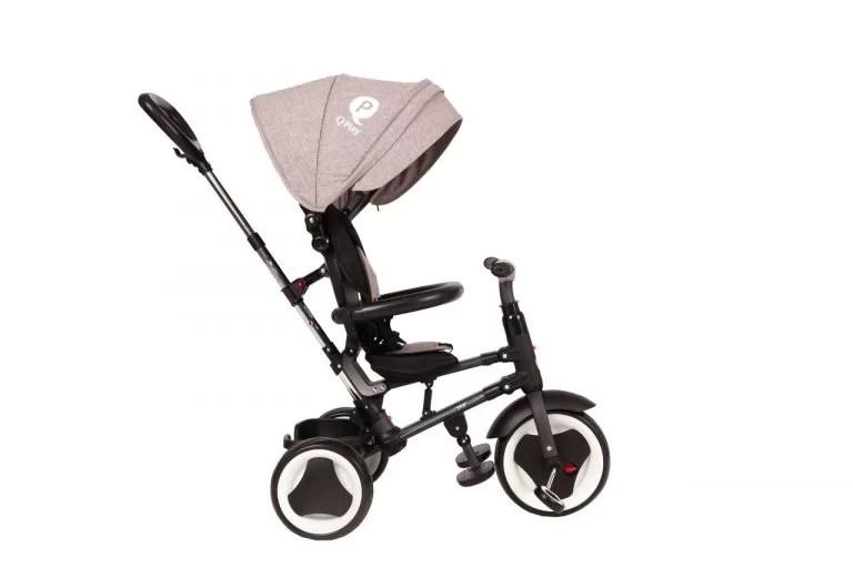 Tricicleta-pliabila-pentru-copii-QPlay-Rito-Rosu-5
