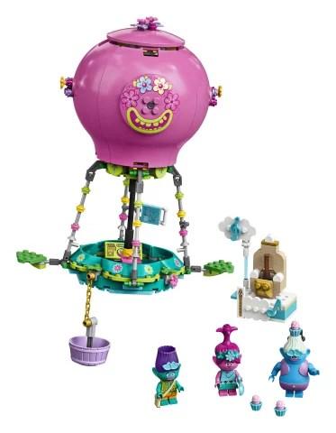 LEGO Aventura lui Poppy cu balonul cu aer cald