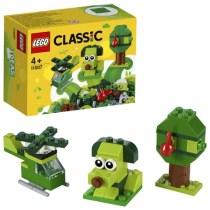 LEGO-Caramizi-creative-verzi