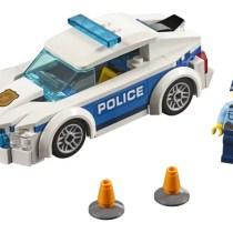 LEGO-Mașină-de-poliție-pentru-patrulare