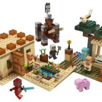 LEGO-Minecraft-The-Illager-Raid