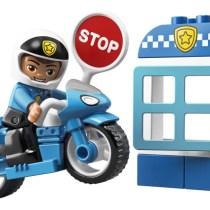 LEGO-Motocicletă-de-poliție