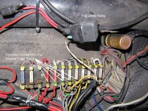 Porsche 912 Electrical Upgrades