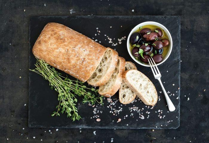 Italian Ciabatta Bread Recipe The Classic Italian Bread
