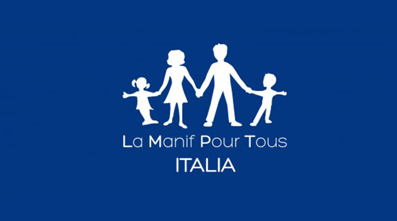 La Manif Pour Tous Italia