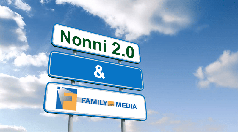 Nonni 2.0 e Family and Media