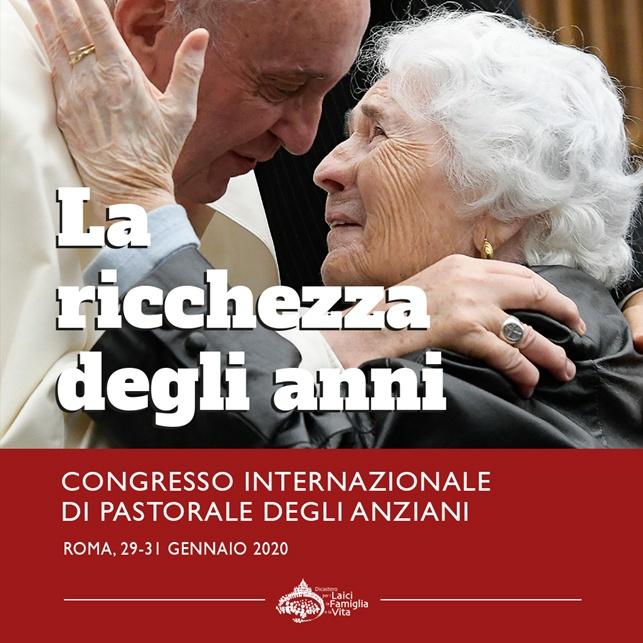 Congresso pastorale internazionale degli anziani