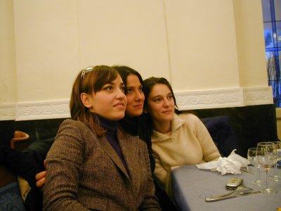Sempre Valentina, Gabriella e Laura