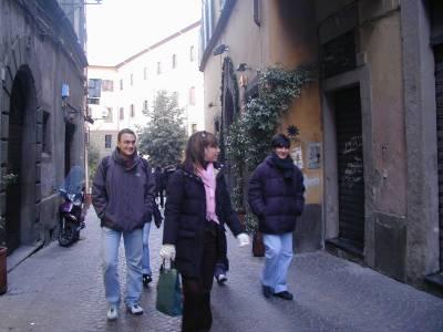 Paolo, Valentina e Francesco