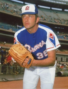 Phil Niekro threw 3 innings of a Milwaukee Braves exhibition no-hitter against the University of Miami Hurricanes in February 1964.