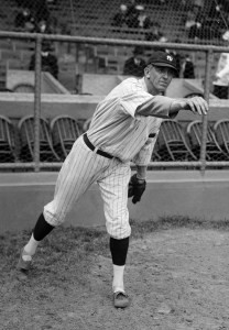 Ray Caldwell, born this day in 1988, threw a no-hitter for the Cleveland Indians in 1919.