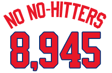 Phillies mark 8945
