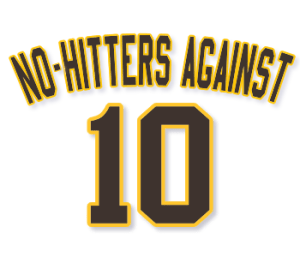 No-hitter against 10