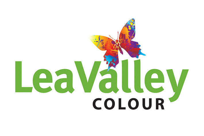 Lea Valley Colour logo