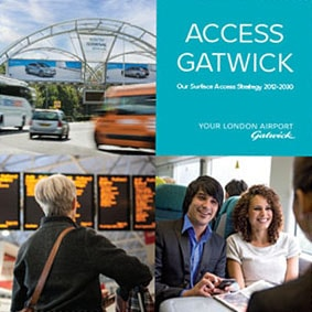 Access Gatwick front cover