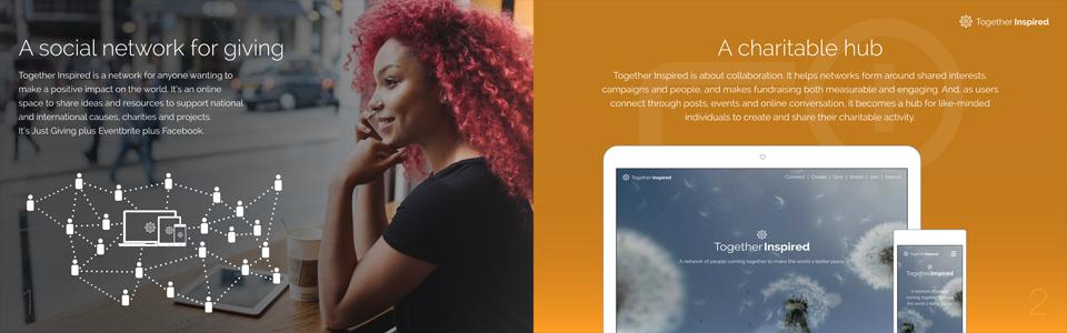 Together Inspired brochure