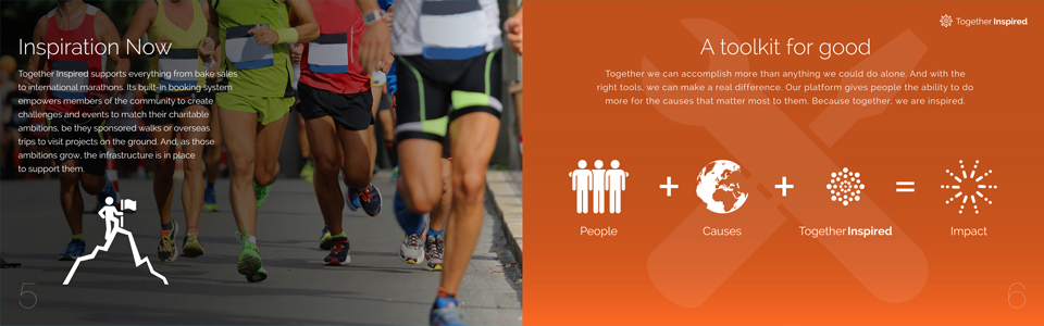 Together Inspired brochure: Inner
