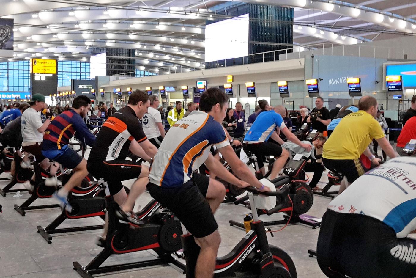 Heathrow Race the Plane