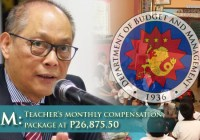 dbm teachers salary
