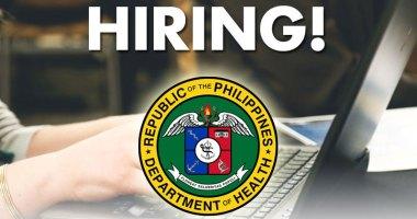 DOH Region 6 hiring